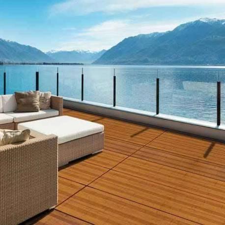 Bambus Terrassen Mega-Deck 950x300x30