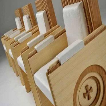 """3-Schicht Bambus-Platten """"Guangzhou"""" 25 mm"""