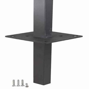 Pfostenschuh verzinkter Stahl / Einbetonieren