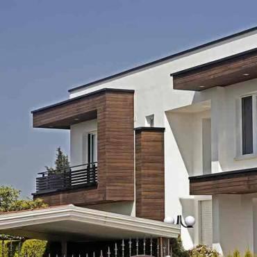 Bamboo x-treme Fassadenelemente