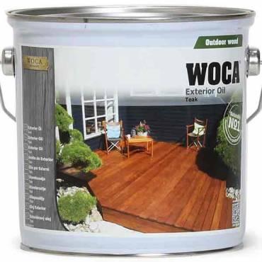 """WOCA """"Exterior"""" Öl für Terrassendielen"""