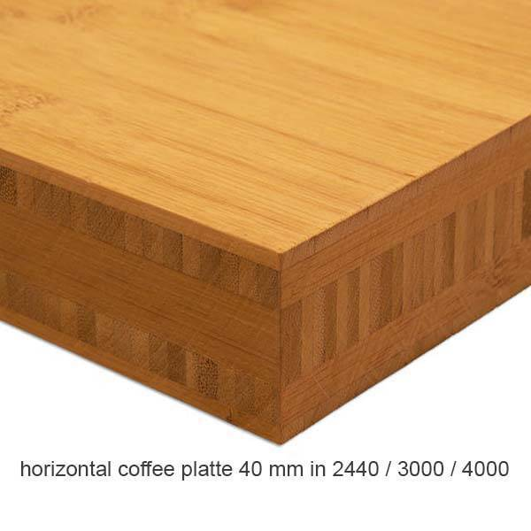 Bambooshop24.de |Küchen-Arbeitsplatte 4 Meter lang auf ...
