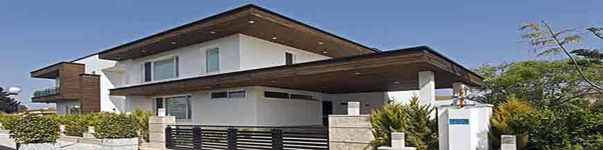 Bambus Woven Fassadenelement
