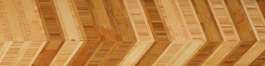 Bambusplatten 1+3+5 Schicht