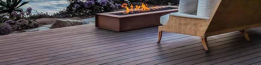 Terrassendielen Bambus | Bambusboden Combam Dielen ...